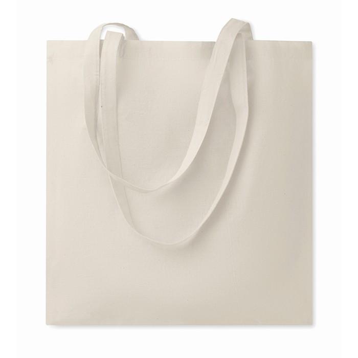 Printed Cotton shopping bag 140gsm