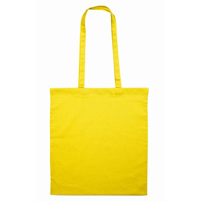 Branded Personalised shopping bags Cotton shopping bag 140gsm