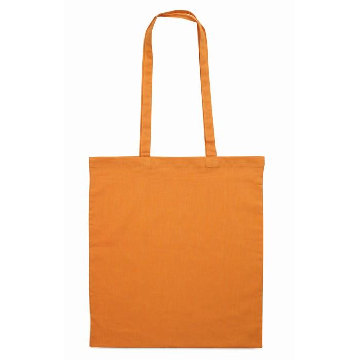 Custom Personalised shopping bags Cotton shopping bag 140gsm