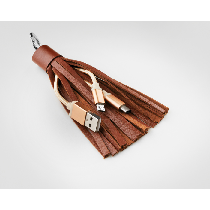 Promotional Cable Bag And Key Holder