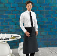 Promotional aprons and service