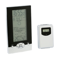 Promotional weather stations